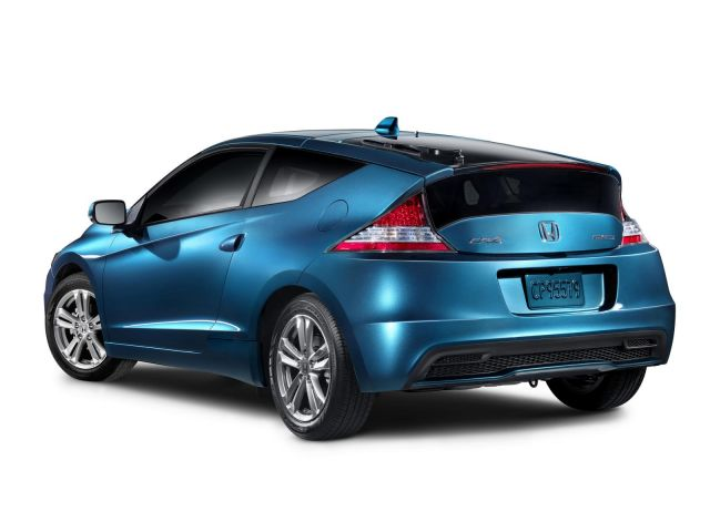 2013 Honda CR-Z Sport Hybrid Coupe Picture 7