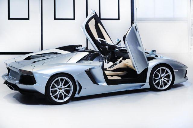 2013 Lamborghini Aventador LP 700-4 Roadster Picture 13
