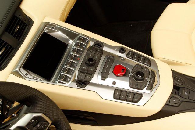 2013 Lamborghini Aventador LP 700-4 Roadster Picture 21