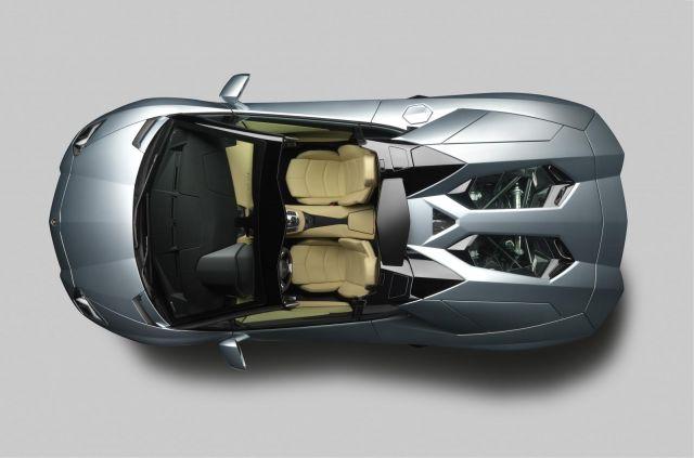 2013 Lamborghini Aventador LP 700-4 Roadster Picture 25