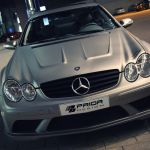 2013 Mercedes-Benz CLK PD Black Edition Widebody erodynamic-Kit Picture 1