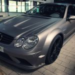 2013 Mercedes-Benz CLK PD Black Edition Widebody erodynamic-Kit Picture 2