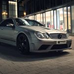 2013 Mercedes-Benz CLK PD Black Edition Widebody erodynamic-Kit Picture 4