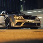 2013 Mercedes-Benz CLK PD Black Edition Widebody erodynamic-Kit Picture 5