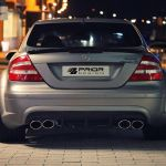2013 Mercedes-Benz CLK PD Black Edition Widebody erodynamic-Kit Picture 10