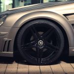 2013 Mercedes-Benz CLK PD Black Edition Widebody erodynamic-Kit Picture 11