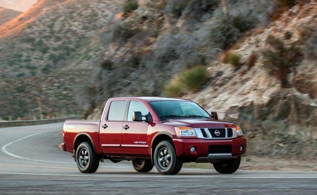 2013 Nissan Titan Picture 4