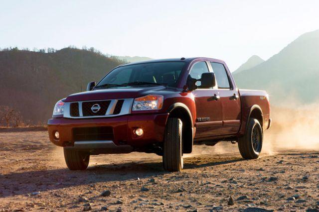 2013 Nissan Titan Picture 5