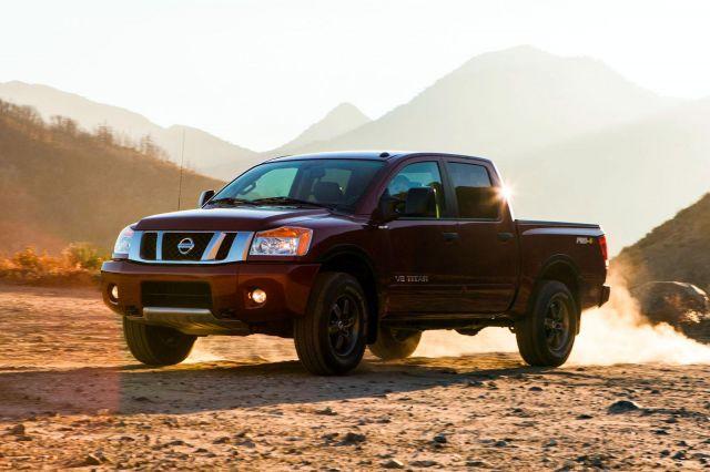 2013 Nissan Titan Picture 7