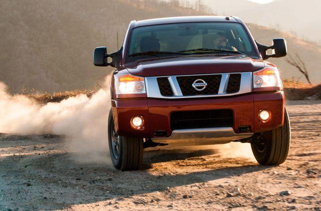 2013 Nissan Titan Picture 8