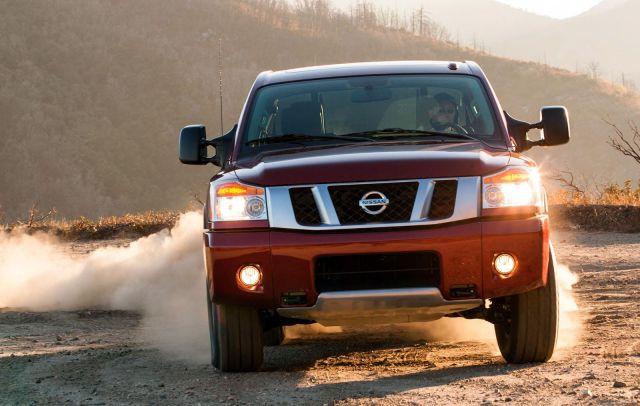 2013 Nissan Titan Picture 10