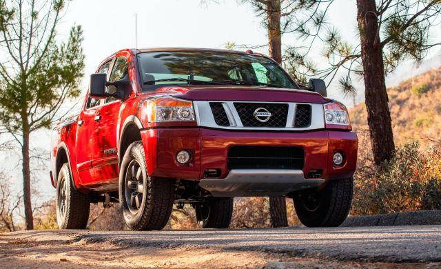 2013 Nissan Titan Picture 11
