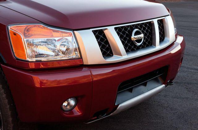 2013 Nissan Titan Picture 18