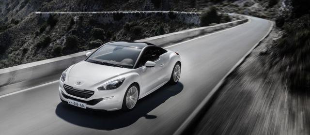 2013 Peugeot RCZ Picture 3