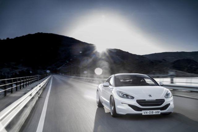 2013 Peugeot RCZ Picture 5