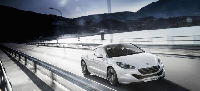2013 Peugeot RCZ Picture 8
