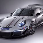 2013 Porsche 911 GT3 Cup Race Car Picture 2