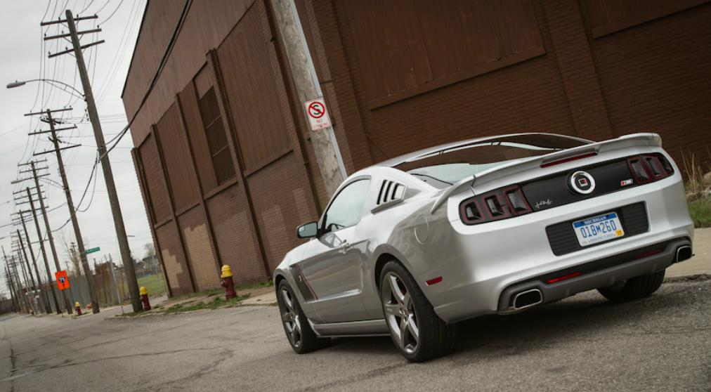 2013 Roush Stage 3 Mustang