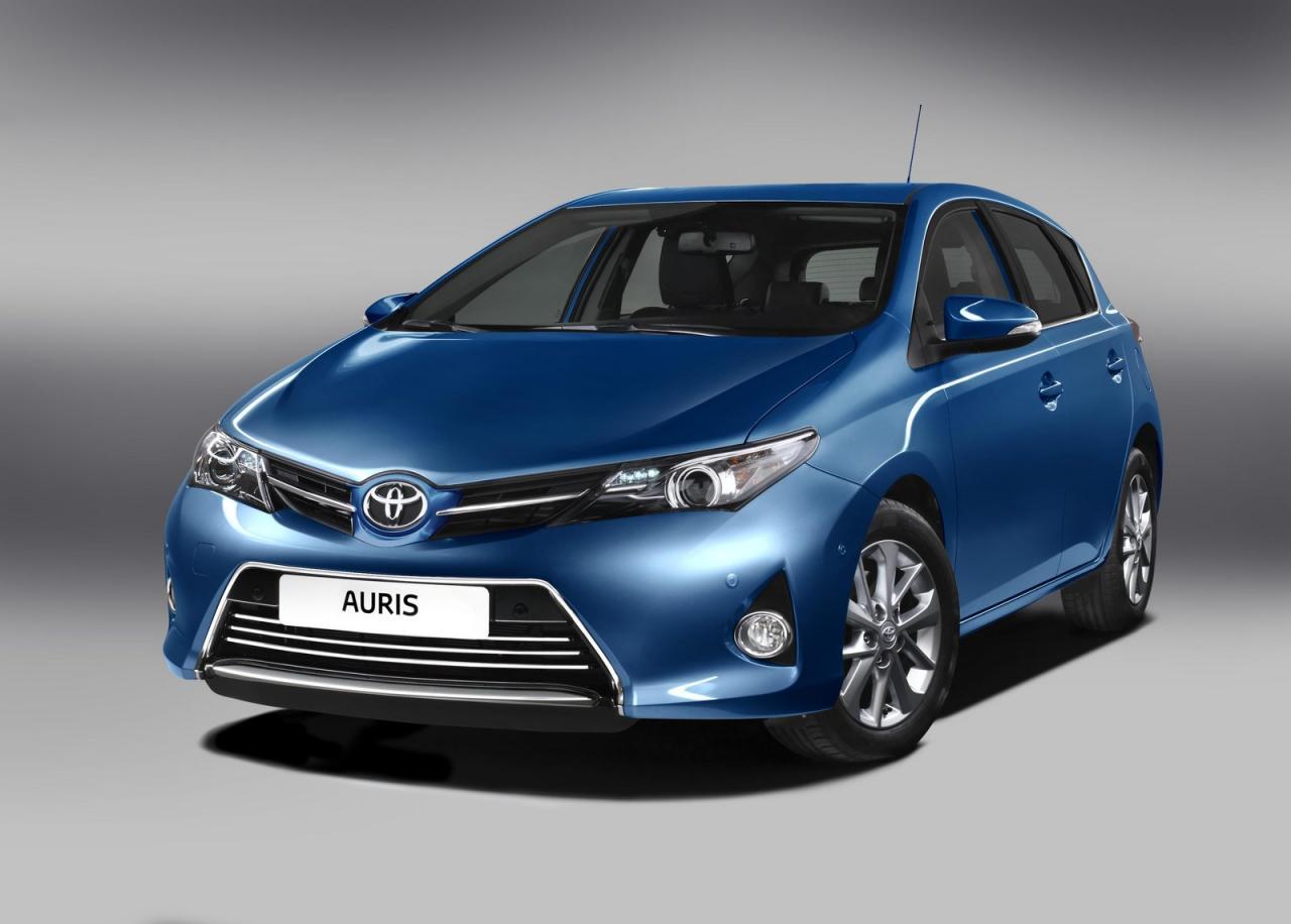 2013 Toyota Auris