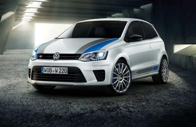 2013 Volkswagen Polo R WRC Street Picture 1