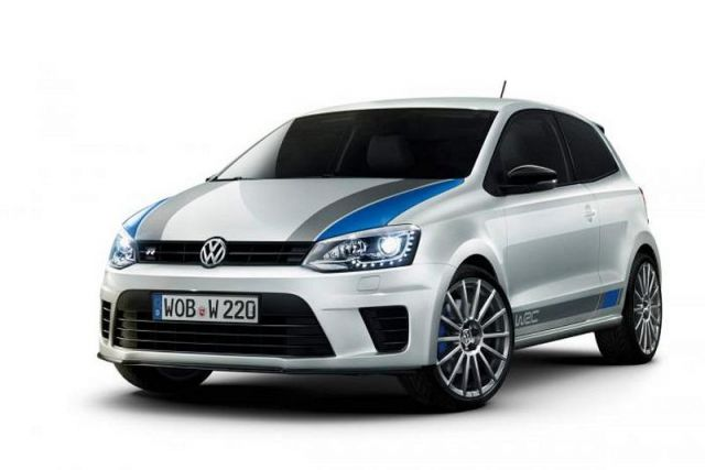 2013 Volkswagen Polo R WRC Street Picture 2