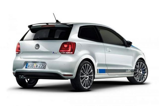 2013 Volkswagen Polo R WRC Street Picture 3