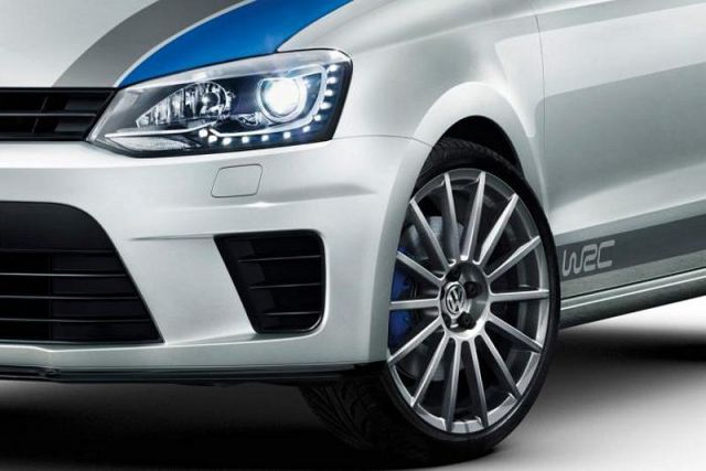 2013 Volkswagen Polo R WRC Street Picture 6