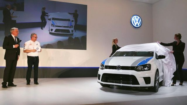 2013 Volkswagen Polo R WRC Street Picture 8