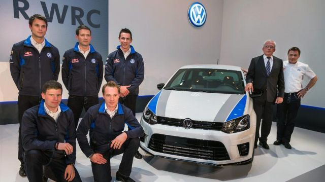 2013 Volkswagen Polo R WRC Street Picture 9