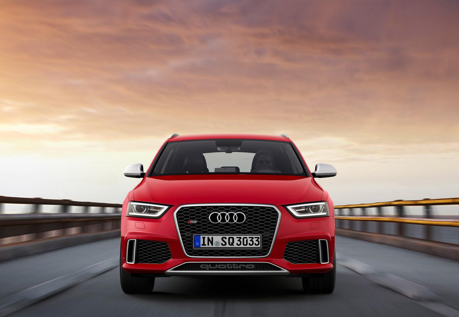 2014 Audi RS Q3