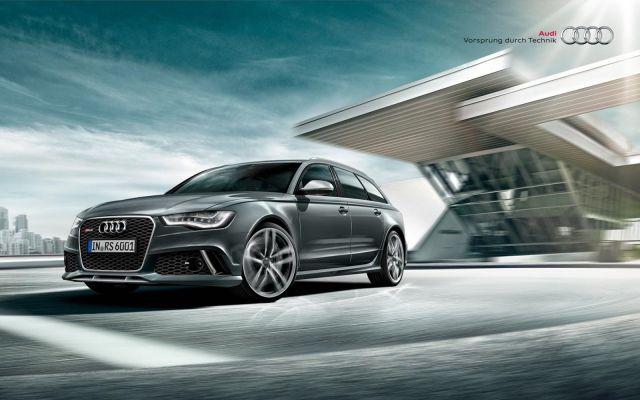 2014 Audi RS6 Avant Picture 1