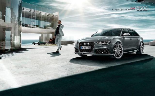 2014 Audi RS6 Avant Picture 2