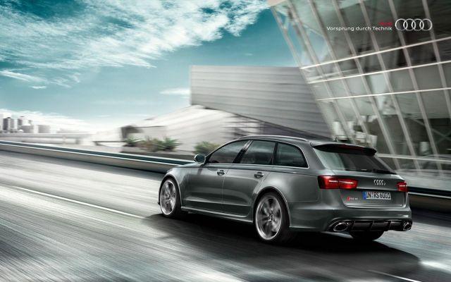 2014 Audi RS6 Avant Picture 3