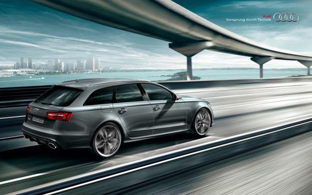 2014 Audi RS6 Avant Picture 4