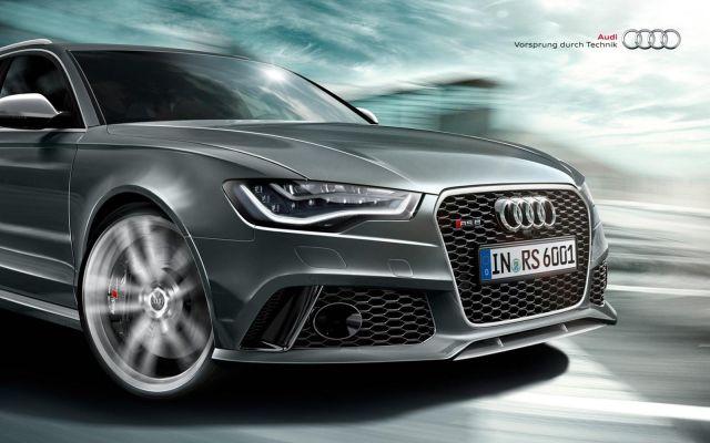2014 Audi RS6 Avant Picture 7