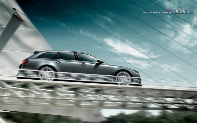 2014 Audi RS6 Avant Picture 8