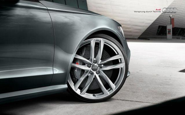 2014 Audi RS6 Avant Picture 9