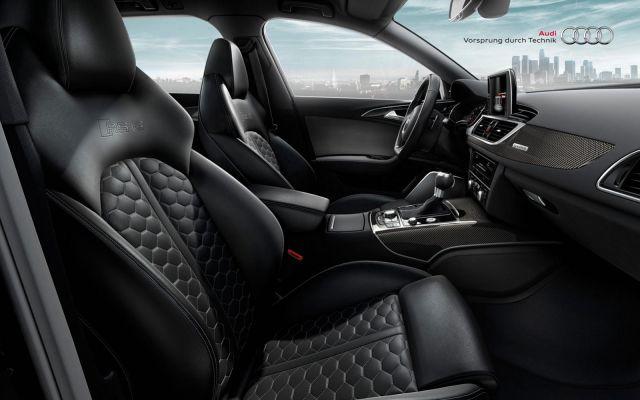 2014 Audi RS6 Avant Picture 10