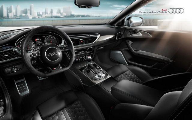2014 Audi RS6 Avant Picture 11