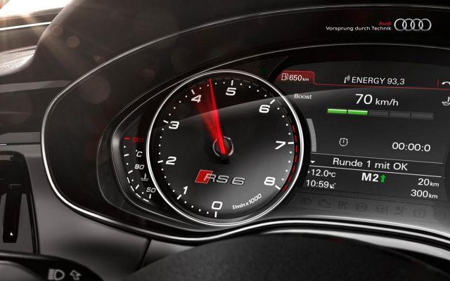 2014 Audi RS6 Avant Picture 12