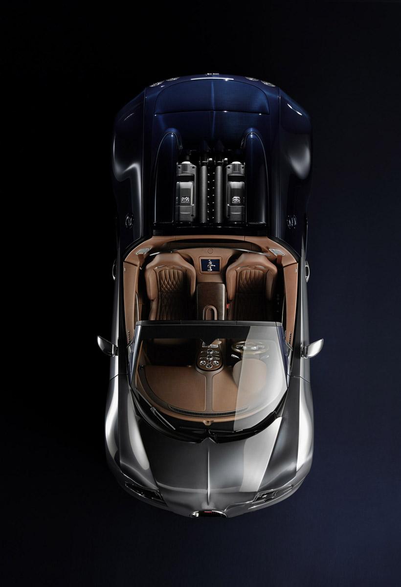 2014 Bugatti Veyron Ettore Bugatti