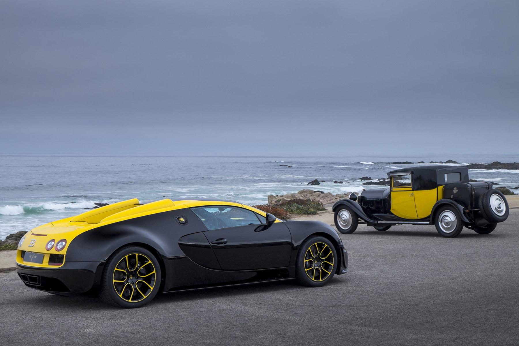 2014 Bugatti Veyron Grand Sport Vitesse 1of1