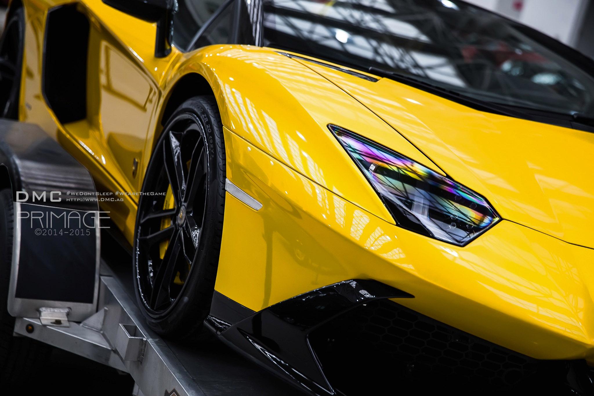 2014 DMC Lamborghini Aventador LP720 Roadster