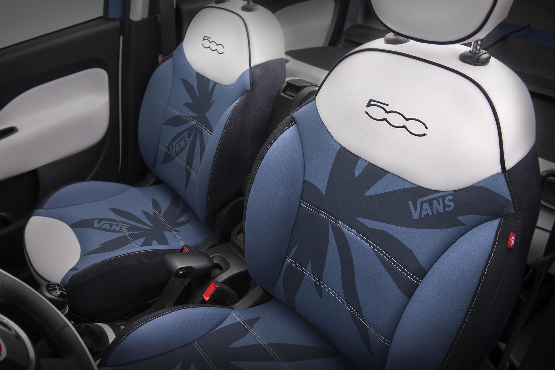 2014 Fiat 500L Vans Concept