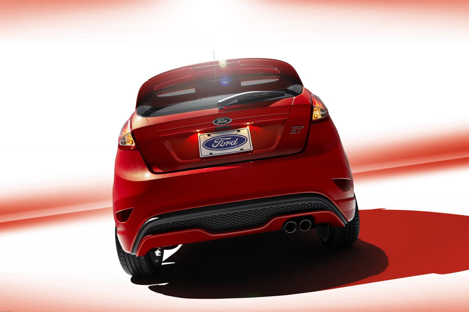 2014 Ford Fiesta ST US