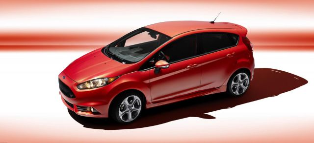 2014 Ford Fiesta ST US Picture 1
