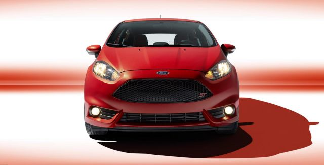 2014 Ford Fiesta ST US Picture 3