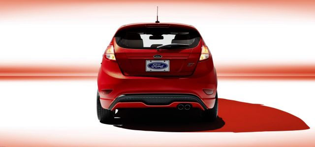 2014 Ford Fiesta ST US Picture 4