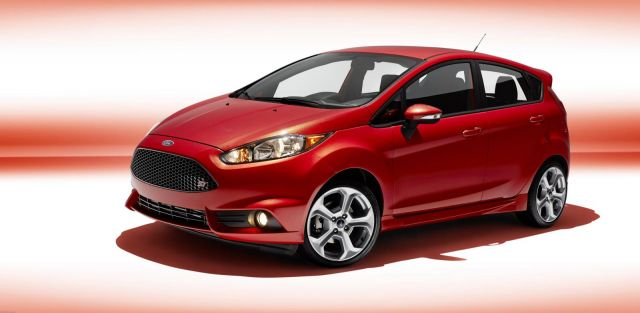 2014 Ford Fiesta ST US Picture 7