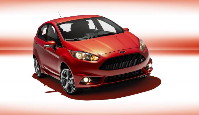 2014 Ford Fiesta ST US Picture 8